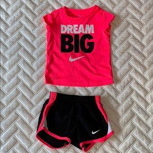 Nike Dream Big matching set 💗